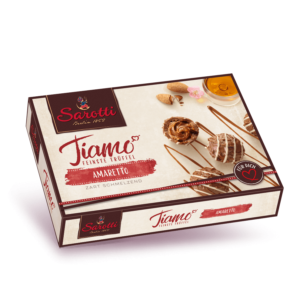 Pralinen – Tiamo – Amaretto