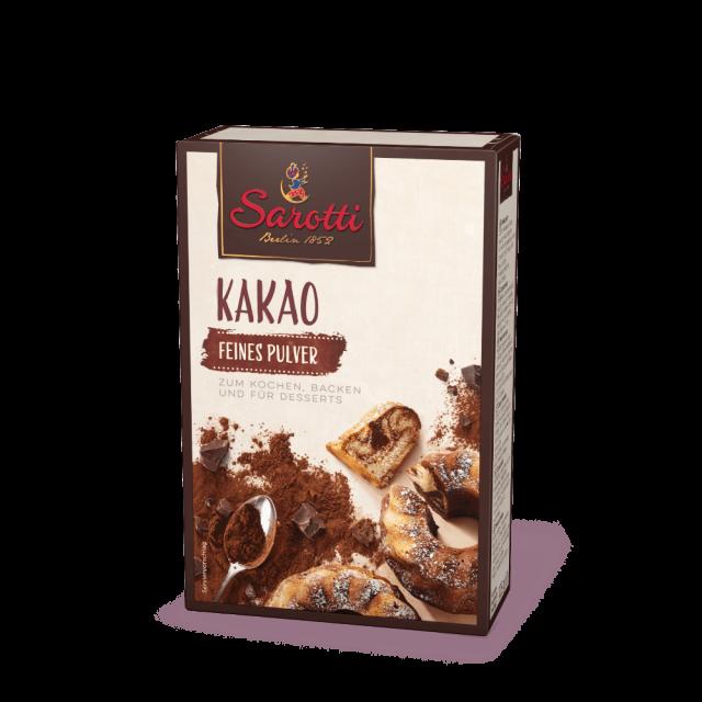 Bild für Trink Schokolade – Kakao Feines Pulver